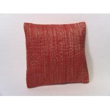 Mandarin Metallic Large Square Pillow