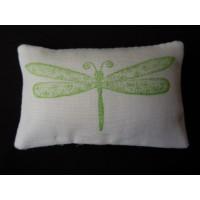 Dragonfly Medium Rectangle Pillow