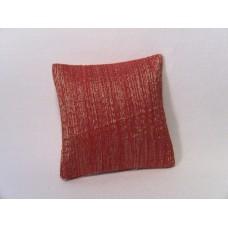 Mandarin Metallic Medium Square Pillow