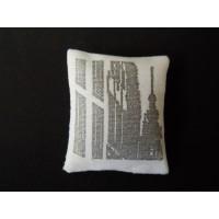 City Medium Rectangle Pillow