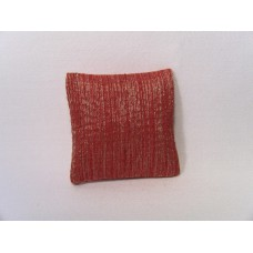 Mandarin Metallic Small Square Pillow