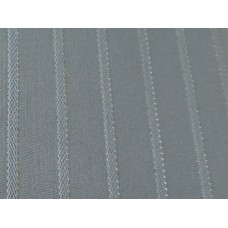 Blue / Silver Stripe Duvet
