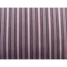 Lilac / Black Stripe Duvet