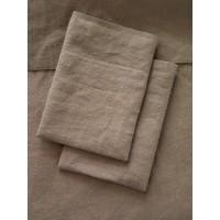 Brushed Brown Sheet Set