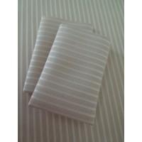 Cream Stripe Sheet Set