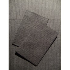 Dark Grey Stripe Sheet Set