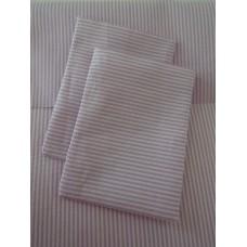 Lavender Stripe Sheet Set