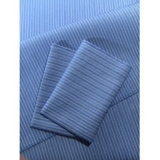 Regal Blue Stripe Sheet Set