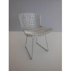 Bertoia Chair in Chrome Metal